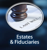 estates and fiduciaries