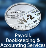 payroll, bookkeeping, and accounting services